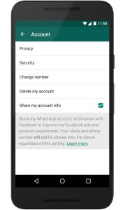 whatsapp-konto