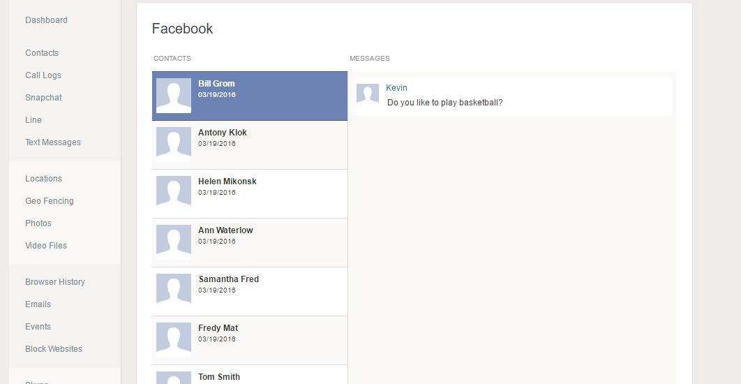 facebook hacken mspy