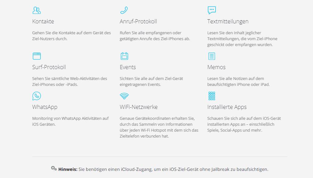 WhatsApp mit mSpy ohne Zugriff hacken