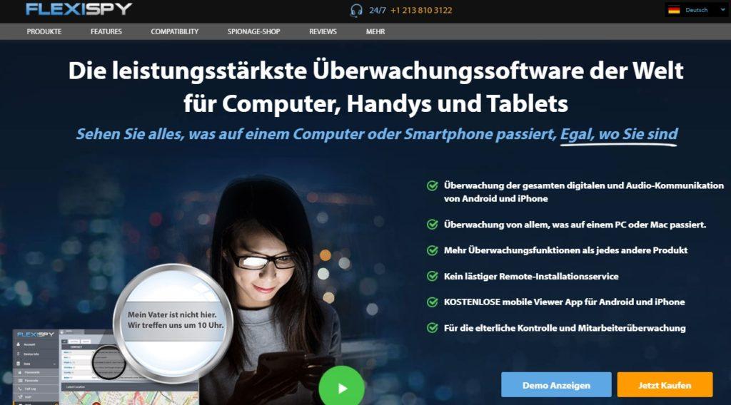 FlexiSPY WhatsApp Hacken App